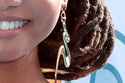 Halle Bailey Dangle Decorative Earrings