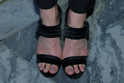 Crystal Reed Strappy Sandals