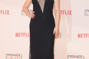 Yael Stone Form-Fitting Dress