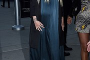 Ashlee Simpson Maternity Dress