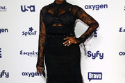 NeNe Leakes Little Black Dress