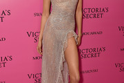 Stella Maxwell One Shoulder Dress