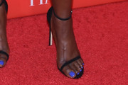 Leslie Jones Strappy Sandals