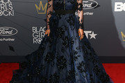 Janet Jackson Princess Gown