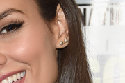 Victoria Justice Sterling Studs