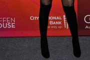 Sarah Silverman Over the Knee Boots