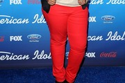Candice Glover Skinny Pants