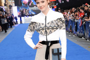 Karen Gillan Zip-up Jacket