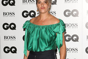Tracey Emin Off-the-Shoulder Top