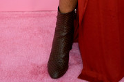 Indya Moore Ankle Boots