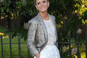 Emilia Fox Sequined Jacket