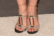 Britney Spears Strappy Sandals