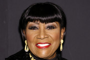 Patti LaBelle Short Cut With Bangs