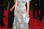 Annabelle Wallis Evening Dress