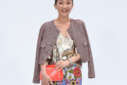 Zhou Xun Cropped Jacket