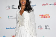 Rula Jebreal Fitted Jacket