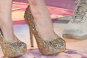 Heidi Montag Evening Pumps