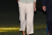 Melania Trump Capri Pants