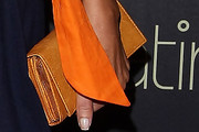 Esther Anderson Leather Clutch