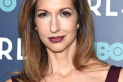 Alysia Reiner Long Side Part