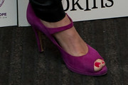 Kate Magowan Peep Toe Pumps