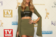 Jennifer Hawkins Cutout Dress