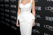 Ashley Benson Corset Dress