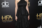 Carey Mulligan Little Black Dress