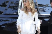 Rachel Zoe Off-the-Shoulder Top