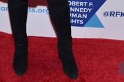 Rosie Perez Knee High Boots