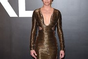 Amber Valletta Cutout Dress
