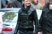 Anna Torv Leather Jacket