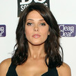Ashley Greene Long Side Part
