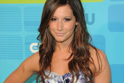 Ashley Tisdale Long Curls