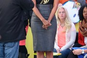 Tyra Banks Pencil Skirt