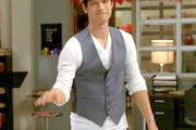 Harry Shum Vest