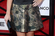 Kelley Jakle Mini Skirt