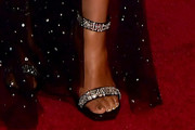 Beyonce Knowles Evening Sandals