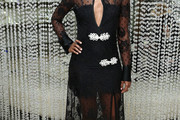 Denee Benton  Lace Dress