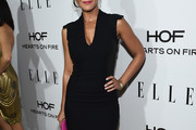 Emmanuelle Chriqui Little Black Dress