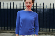 Jessica Raine Boatneck Sweater
