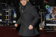 Joe McElderry Pea Coat