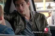 Brian Hallisay Leather Jacket