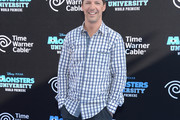 Sean Hayes Button Down Shirt
