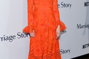 Laura Dern Lace Dress