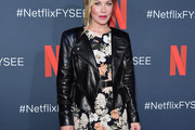 Christina Applegate Leather Jacket