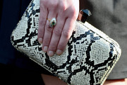 Kyra Zagorsky Box Clutch