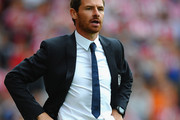 Andre Villas Boas Narrow Solid Tie
