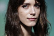 Stacy Martin Medium Wavy Cut with Bangs