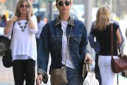 Whitney Port Denim Jacket